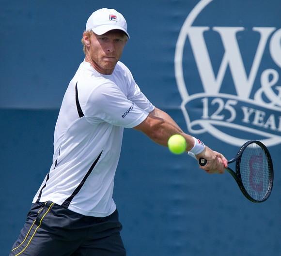 Дмитрий Турсунов на турнире ATP