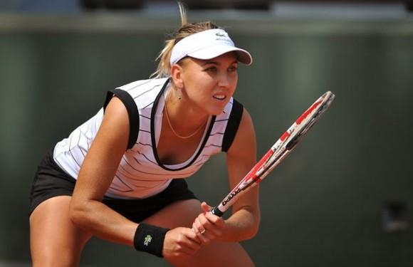 Веснина - победительница многих турниров