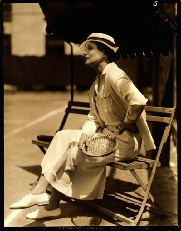 Фото Lusha Nelson, Vogue, июнь 1934