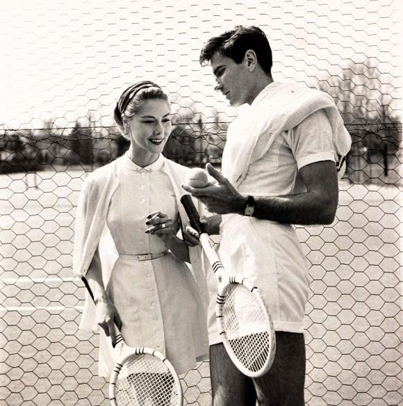 Фото Leombruno-Bodi, Vogue, май 1954