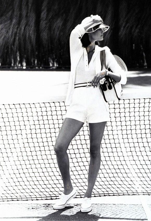 Фото Bob Stone, Vogue, январь 1974