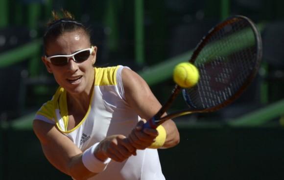 Мария-Тереса Торро-Флор выиграла свой первый титул