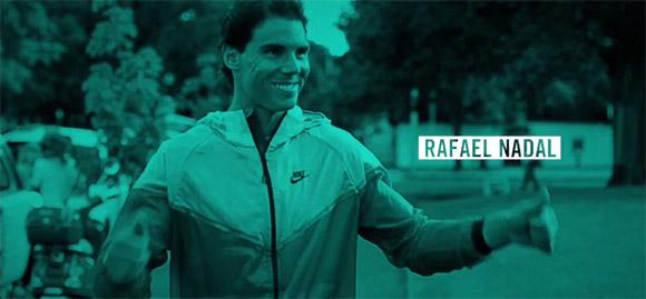 Надаль, Шарапова и Димитров снялись в новой рекламе Nike