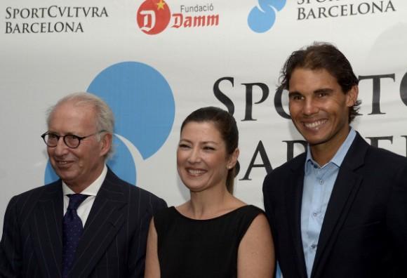 Рафаэль Надаль стал обладателем премии «Спортивная культура» в Барселоне