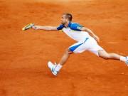 Михаил Южный проиграл в первом раунде на турнире в Монако
