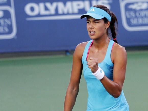 Открытый Чемпионат США по теннису и Ана Иванович