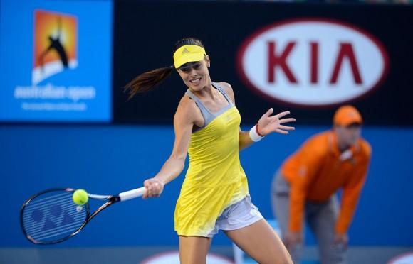 Ана Иванович, Australian Open