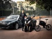 Новак Джокович в новой рекламной кампании автоконцерна Пежо