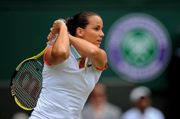 Ярмила Гайдошова — словацко-австралийская теннисистка