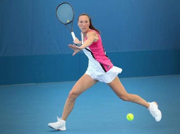 Елена Янкович – самая трудолюбивая теннисистка
