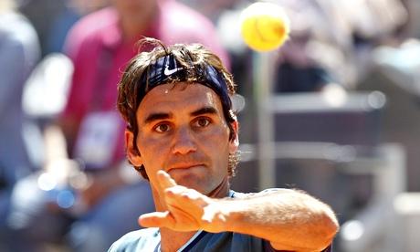 Роджер Федерер «зол и разочарован» после поражения в Риме