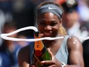 Фото дня: американка Серена Уильямс после победы в Риме