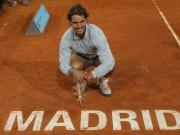 Рафаэль Надаль в Мадриде