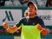 Хайлайты финального матча турнира ATP в португальском Оэйраше