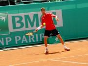 Матч Монтаньеса и Гранольерса на турнире ATP в Оэйраше