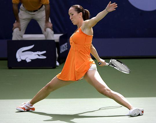 Елена Янкович на US Open