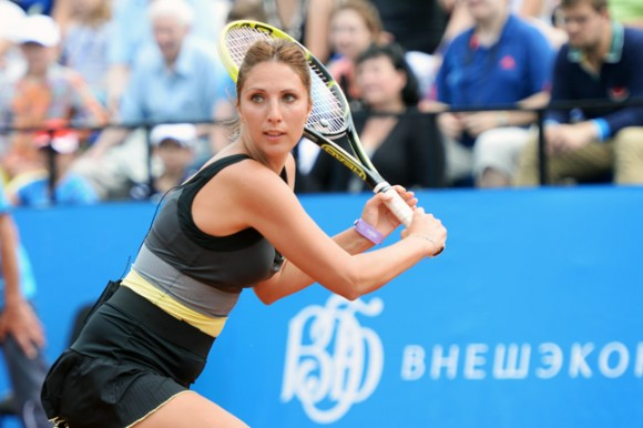 Легенды тенниса: интервью Анастасии Мыскиной