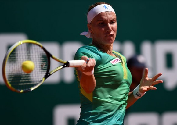 Первый титул в карьере Суарес-Наварро