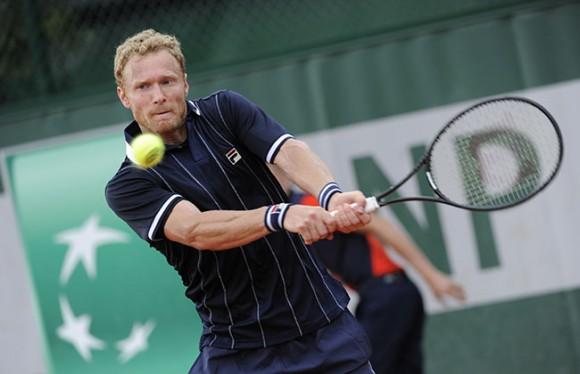Дмитрий Турсунов уступил Федереру на Открытом Чемпионате Франции