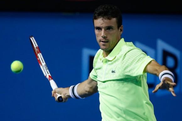 Роберто Баутиста Агут обыграл Дель Потро на Australian Open