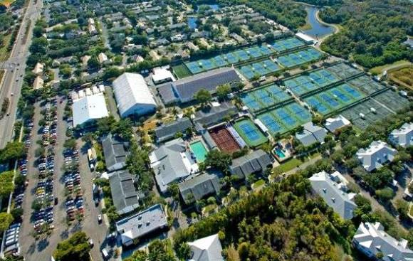 Теннисный комплекс Академии Боллетьери