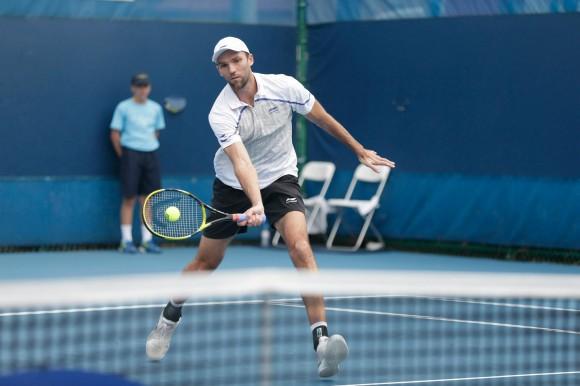 Иво Карлович на турнире ATP-тура