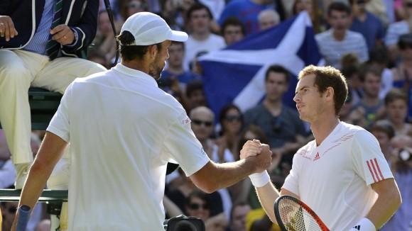 Иво Карлович – самый высокий теннисист в мире