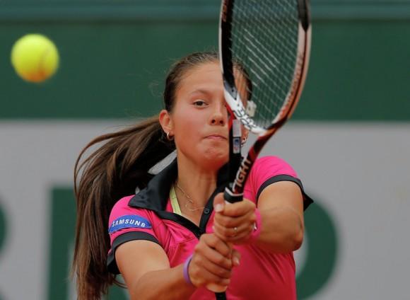 Дарья Касаткина выиграла Открытый чемпионат Франции по теннису