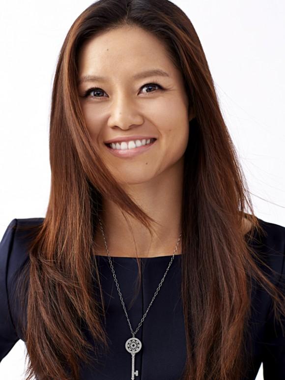 Китаянка Ли На в новой рекламной кампании от Tiffany