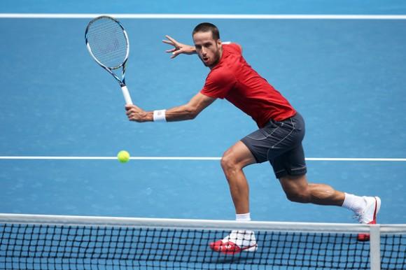 Фелисиано Лопес – опытнейший испанский теннисист