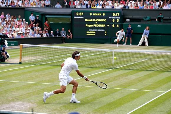 Федерер против Джоковича — финал мечты на Уимблдоне