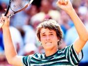 17-летний Александр Зверев сыграет в полуфинале турнира ATP