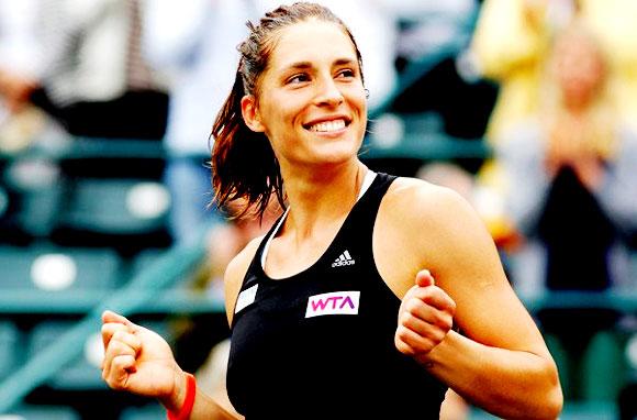 Андреа Петкович - немецкая теннисистка