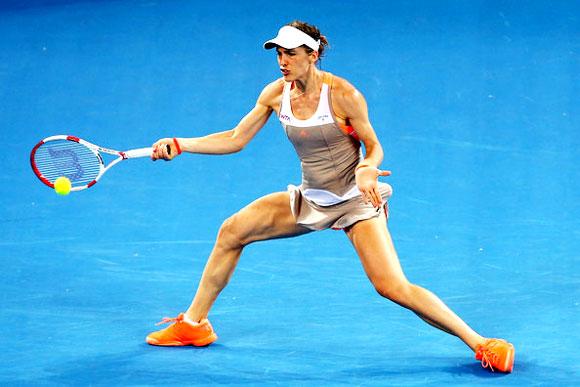 Андреа Петкович на Открытом Чемпионате Австралии