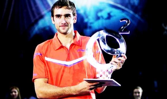 Марин Чилич выиграл турнир в Загребе, обыграв в финале Хааса