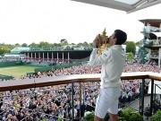 Новак Джокович выиграл финал Уимблдона у Роджера Федерера