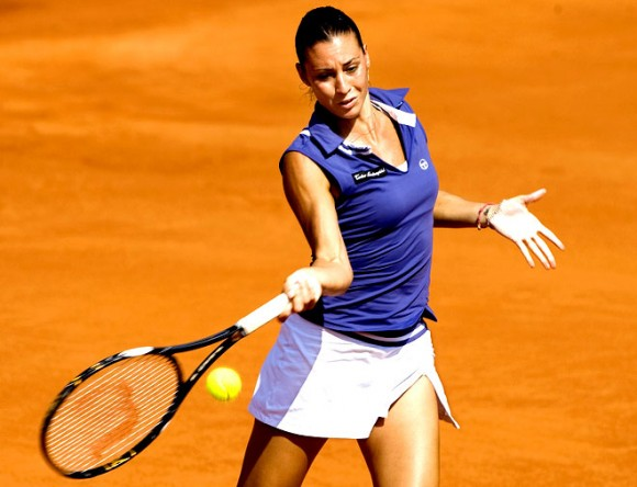 Флавия Пеннетта – королева итальянского тенниса