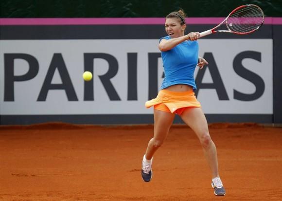 Симона Халеп – счастливая жертва большого тенниса