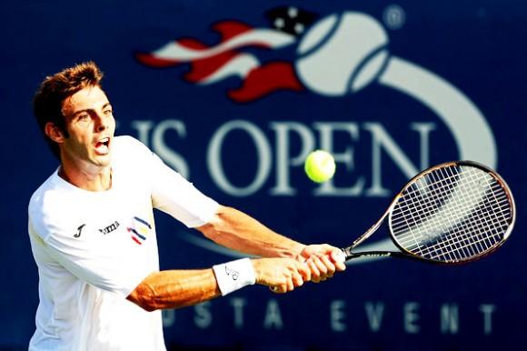 Марсель Гранольерс на Открытом Чемпионате США по теннису