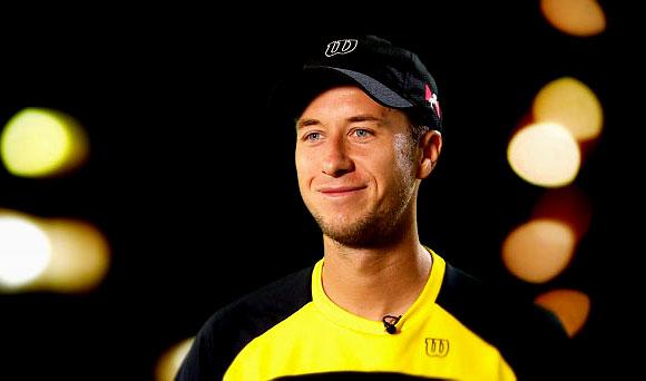 Филипп Кольшрайбер - теннисист из Германии