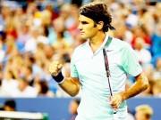 Стиль в теннисе: Роджер Федерер на харде в 2014-ом