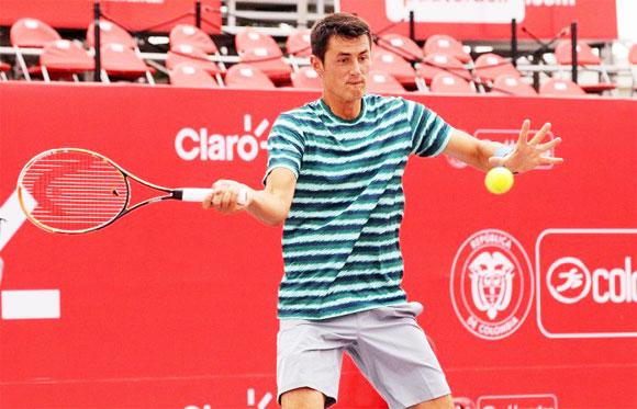 Бернард Томич выиграл турнир в Боготе