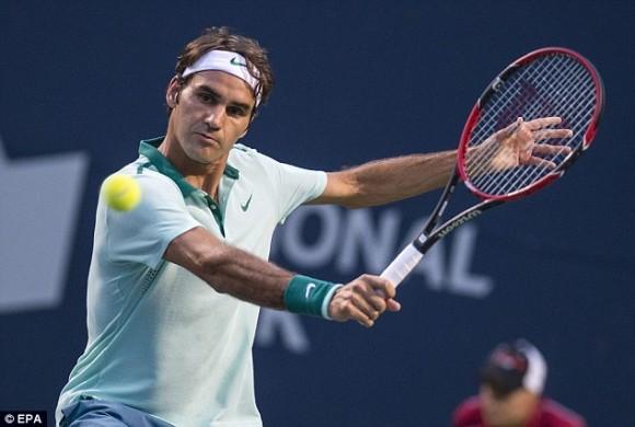 Роджер Федерер сыграет с Тсонгой в финале турнира в Торонто