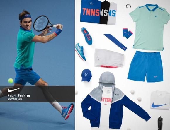 Форма Роджера Федерера на US Open