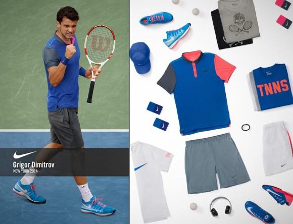 Форма Григора Димитрова на US Open