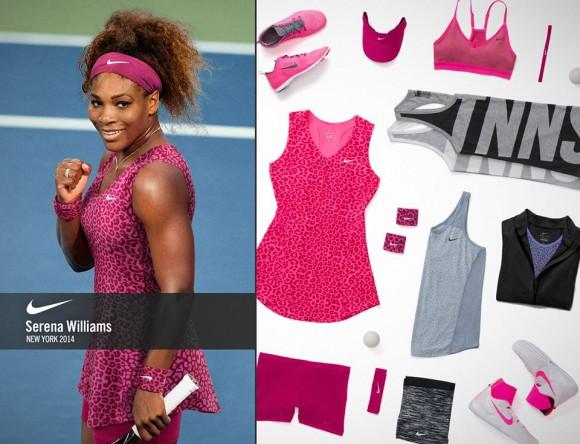 Форма Серены Уильямс на US Open