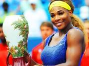 Серена Уильямс стала победительницей турнира в Цинциннати