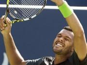 Жо-Вильфрид Тсонга выиграл финал Торонто у Федерера