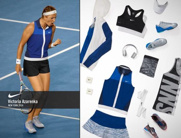 Форма Виктории Азаренко на US Open